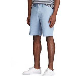 Ralph Lauren classic fit channel blue shorts 36